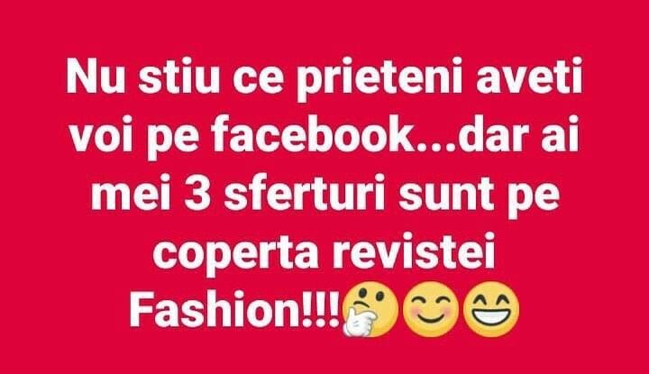Prietenii mei de pe Facebook
