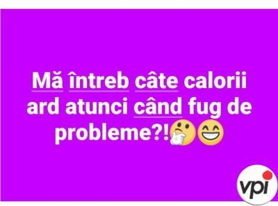 Cate calorii ard?