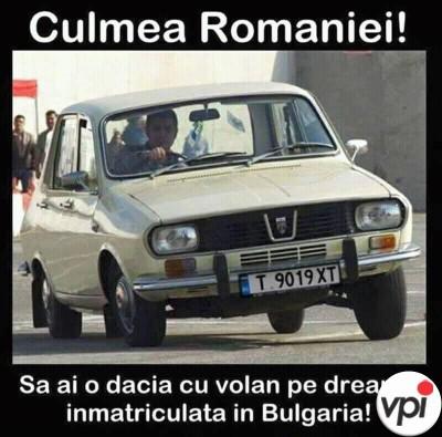 Culmea Romaniei!