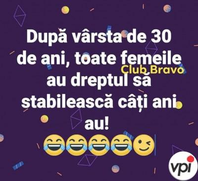 Femeile, dupa 30 de ani