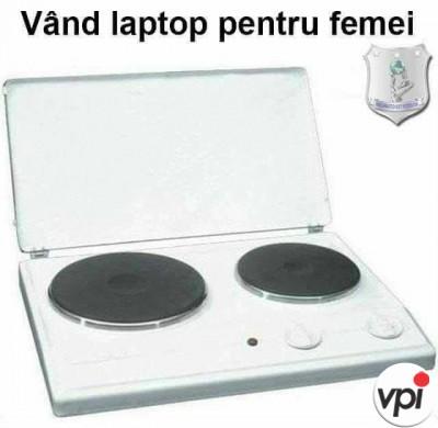 Laptop pentru femei