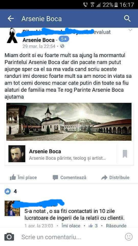 Arsenie Boca