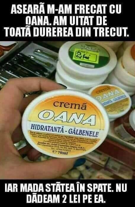 Crema Oana