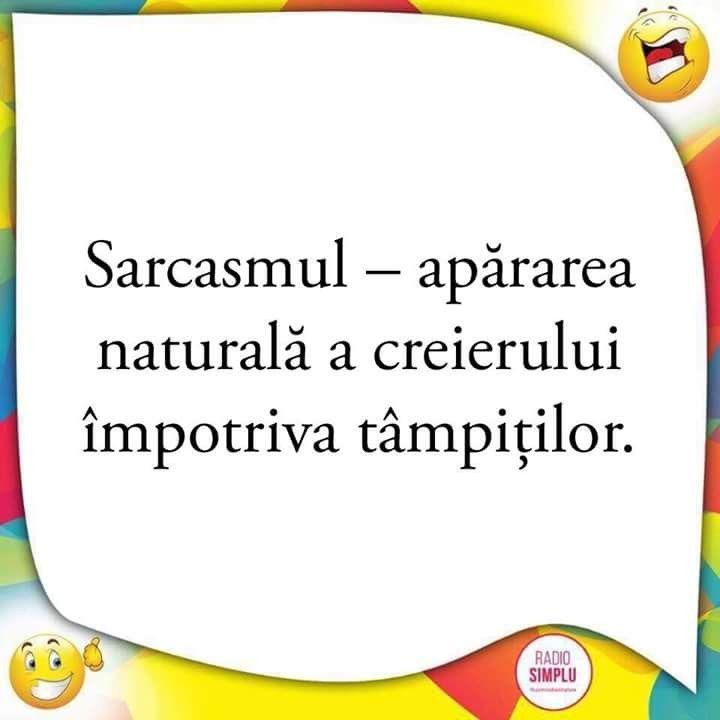 Ce este sarcasmul