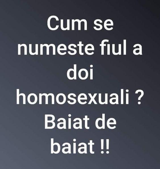 Copil de homosexuali