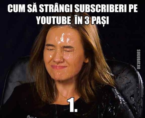 Cum sa strangi subscriberi pe YouTube