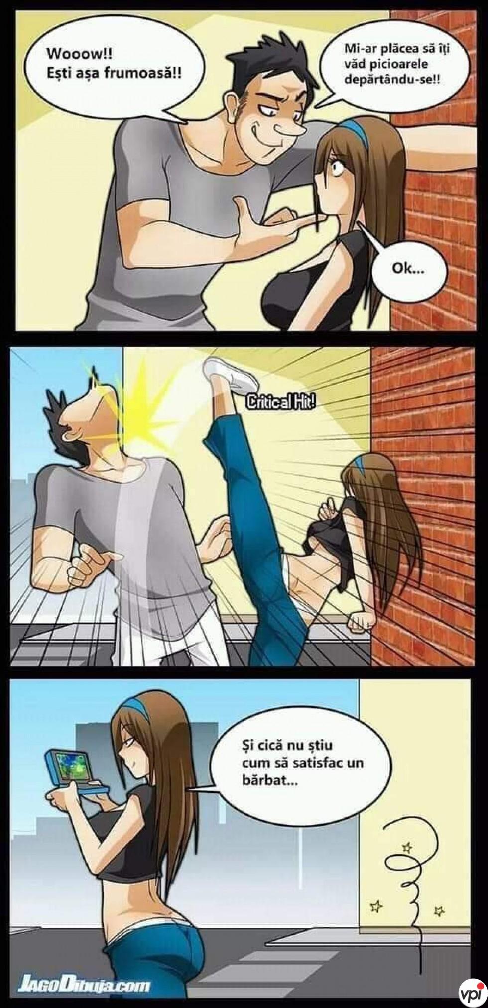 Cum satisfaci un bărbat