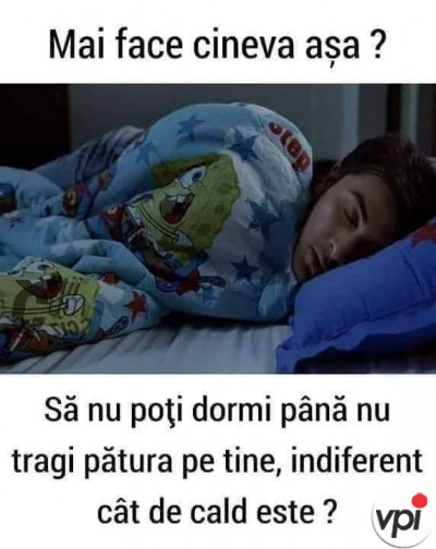 Cand nu poti dormi