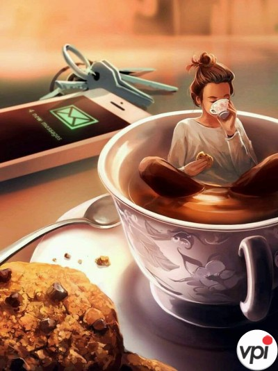 Cafeaua de dimineață!
