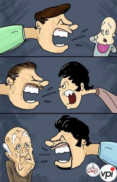 Părinți vs copii