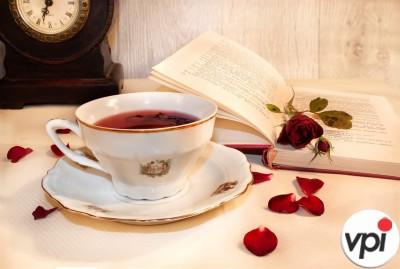 Ceaiul de dimineață!