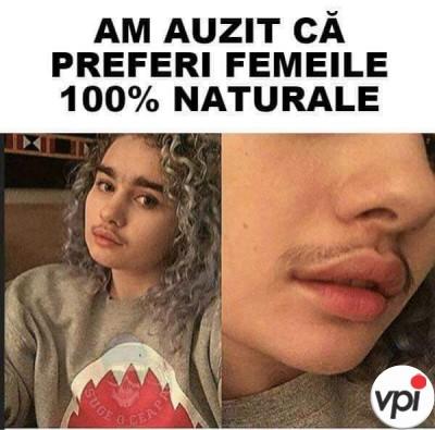 Femeile naturale