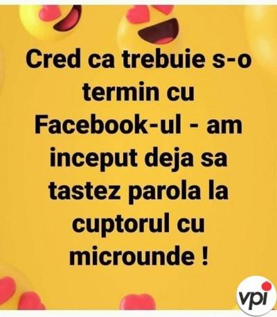 Obsesia pentru Facebook