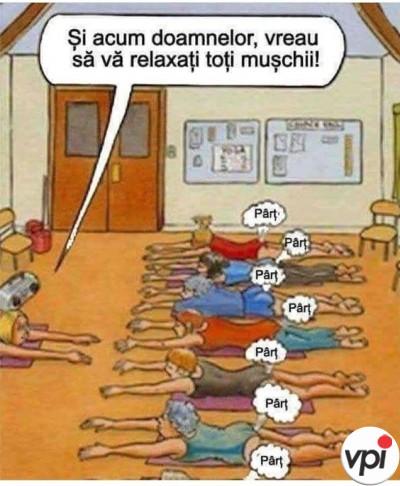 Relaxare la Yoga