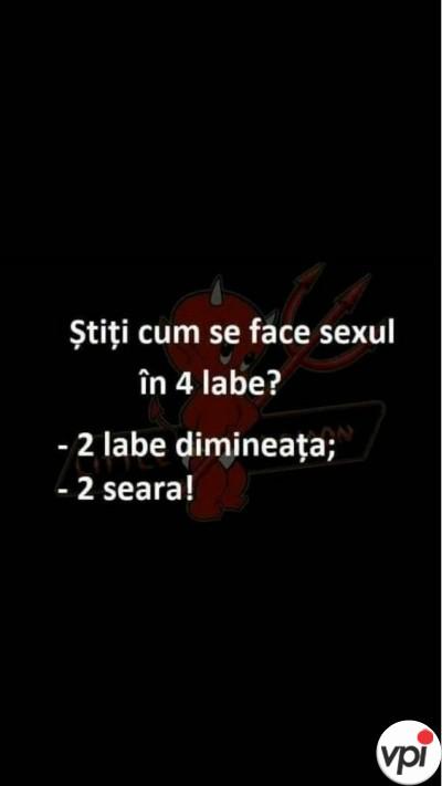 Sex in 4 labe
