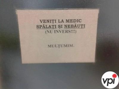 Vizita la medic
