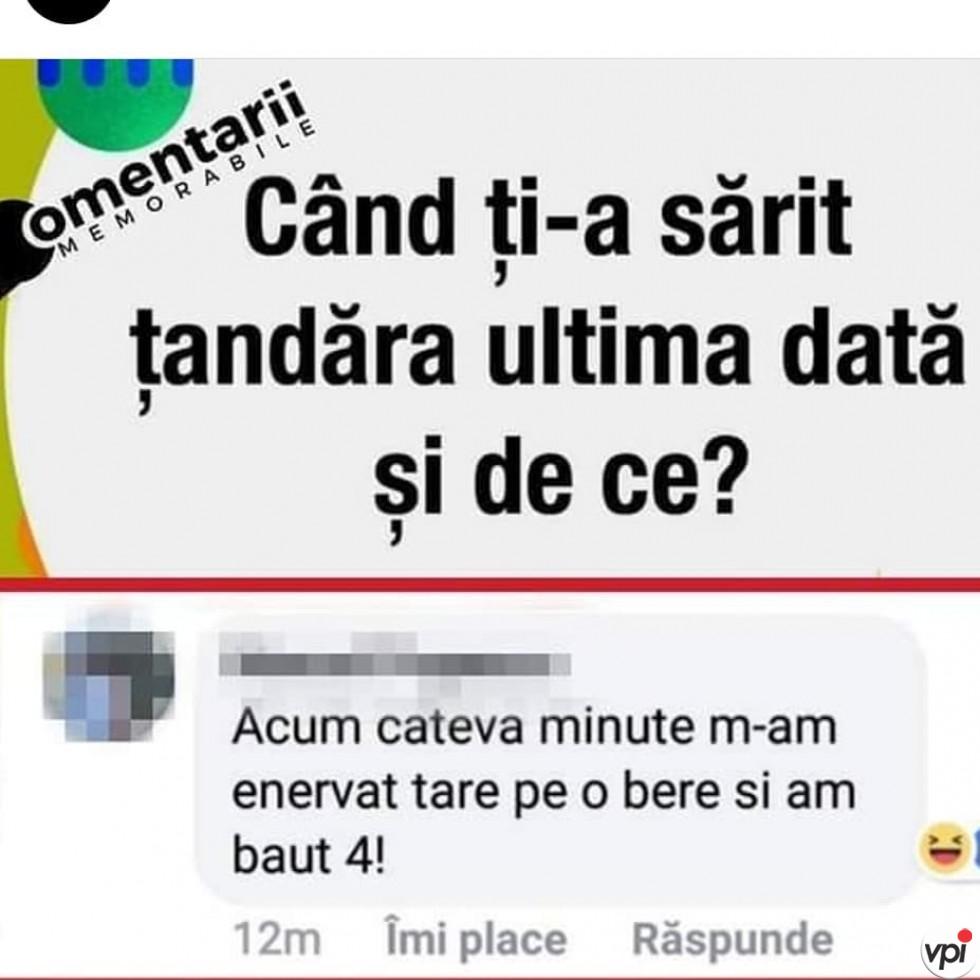 Cand iti sare tandara