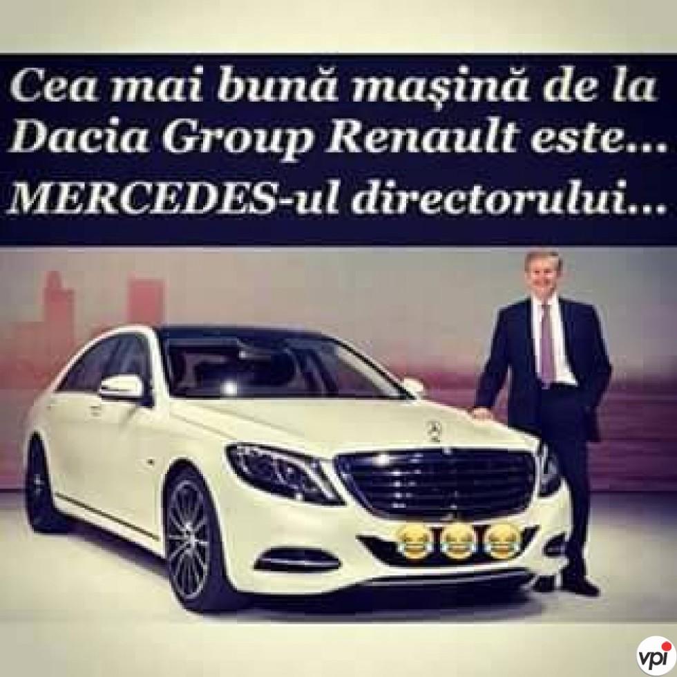 Cea mai buna masina de la Dacia