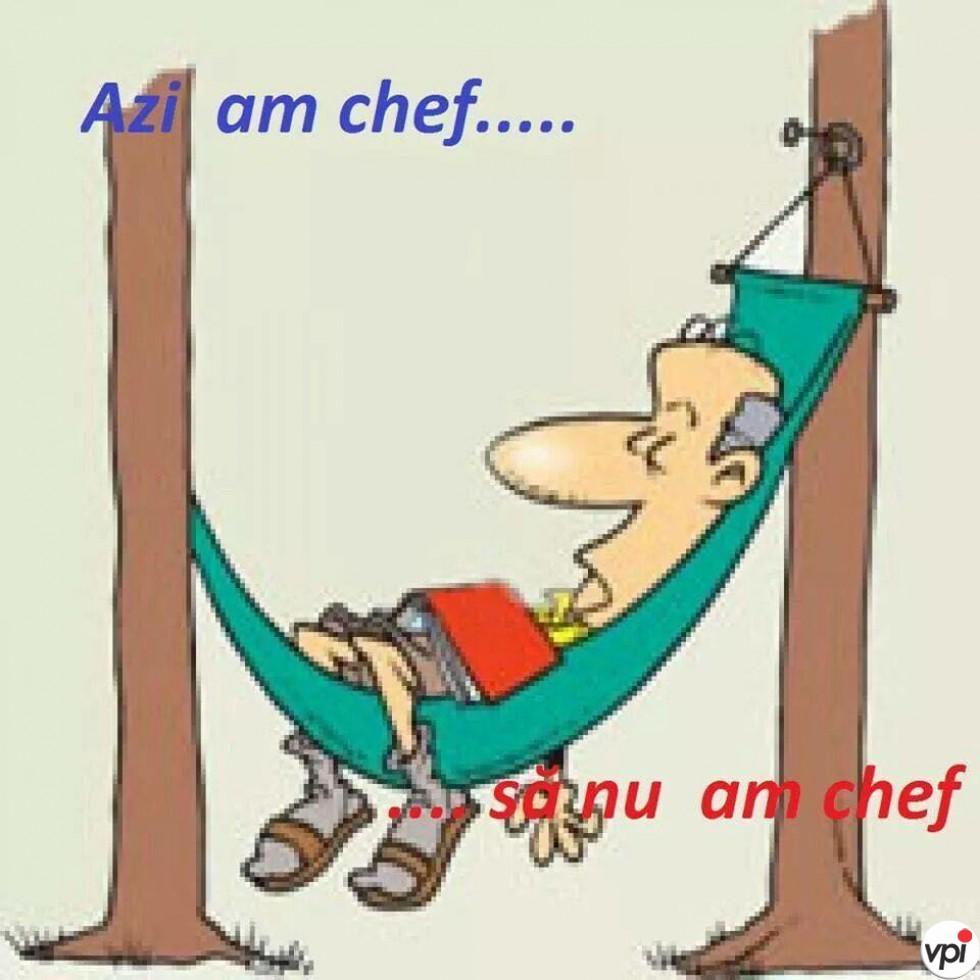 Fara chef!