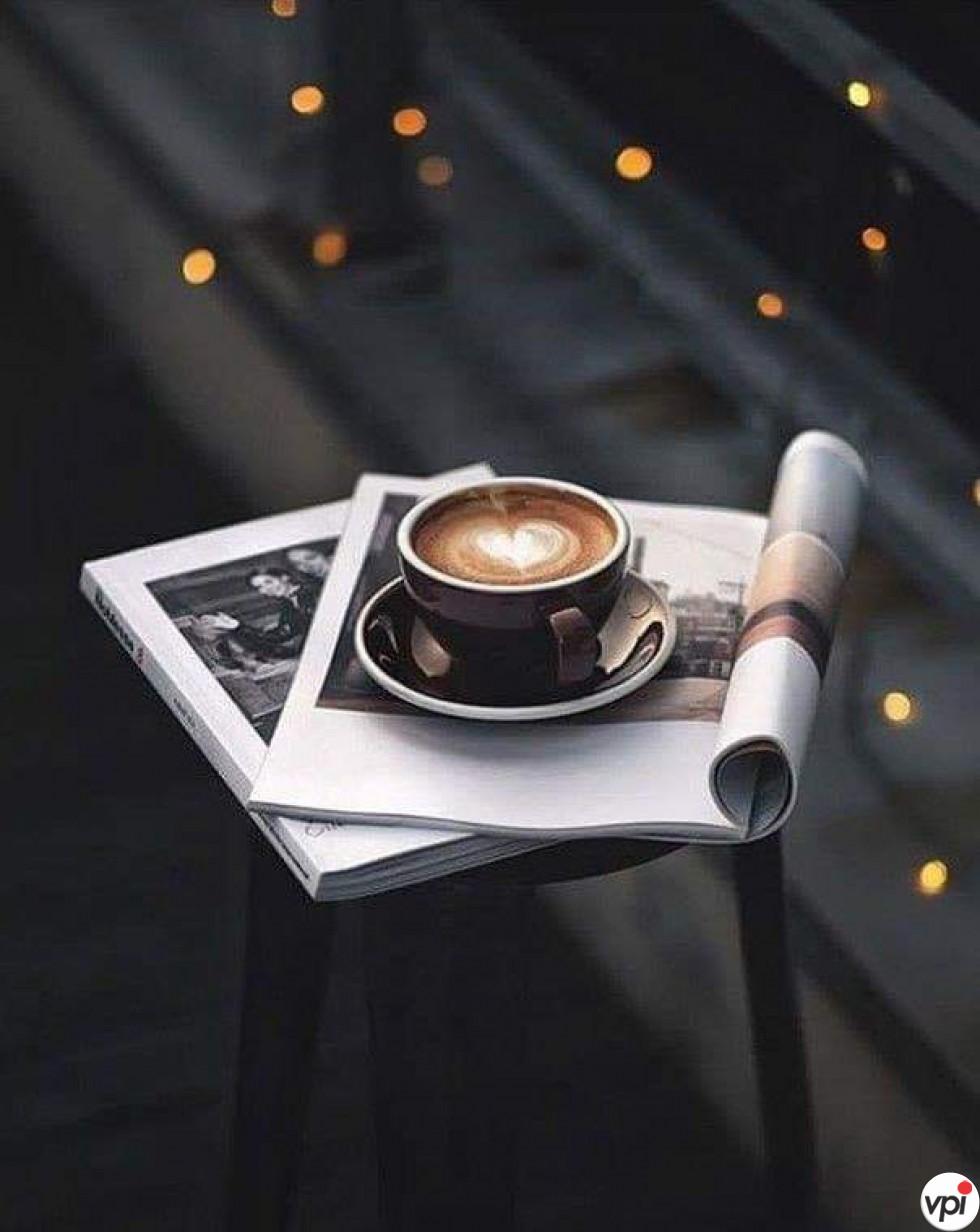 Cafeluta de dimineață!