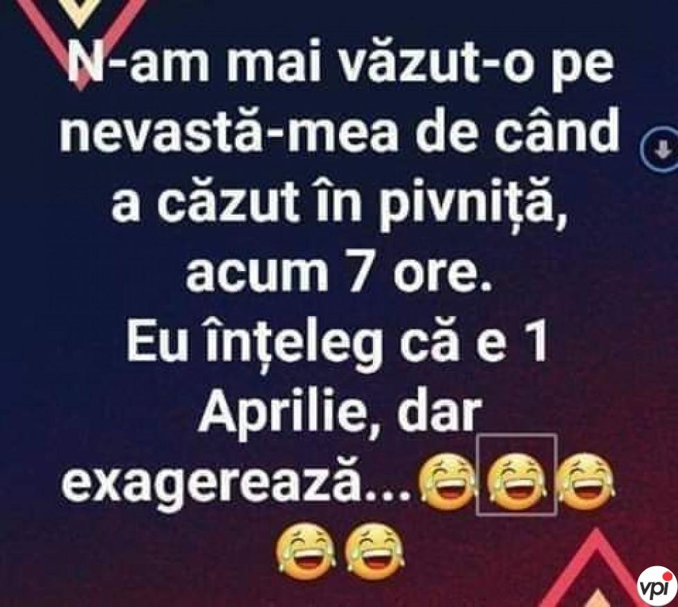 Glumă de 1 aprilie