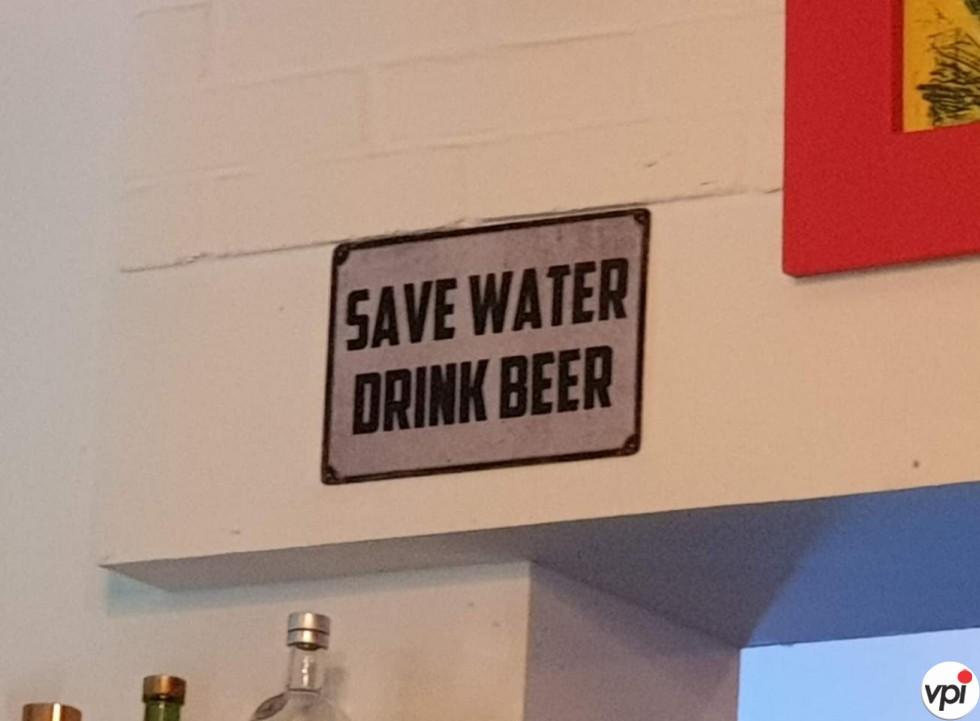 Salvează apa!
