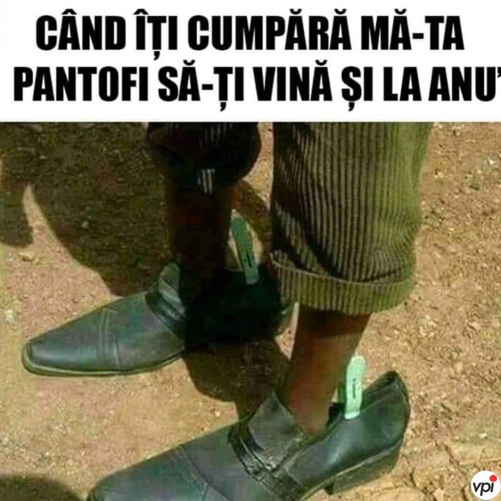 Pantofii de la mama