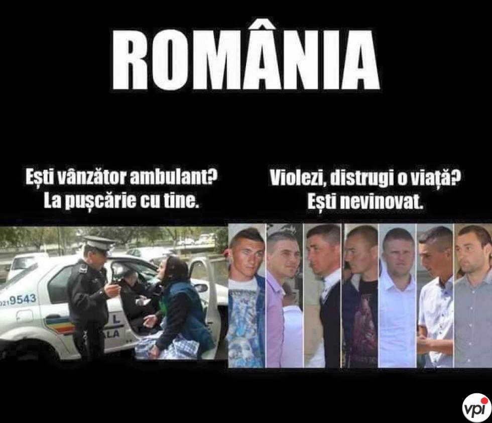 Numai în România