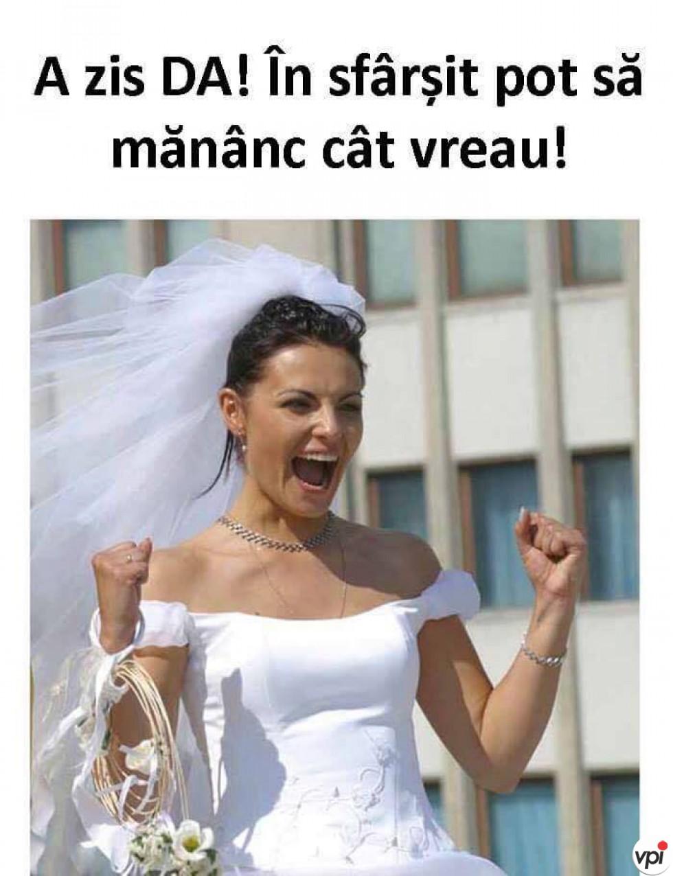 Femeile dupa ce se marita