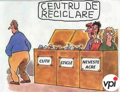 Centru de reciclare