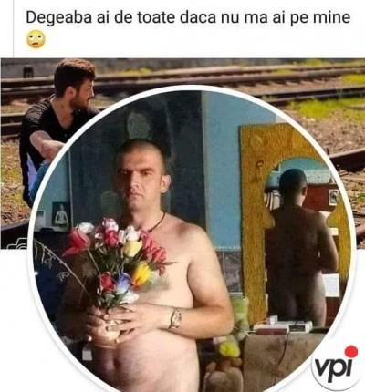 Cel mai romantic bărbat