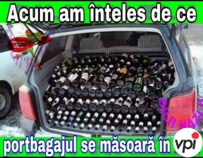 Portbagajul mașinii
