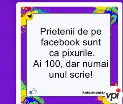 Prietenii de pe Fcebook 2