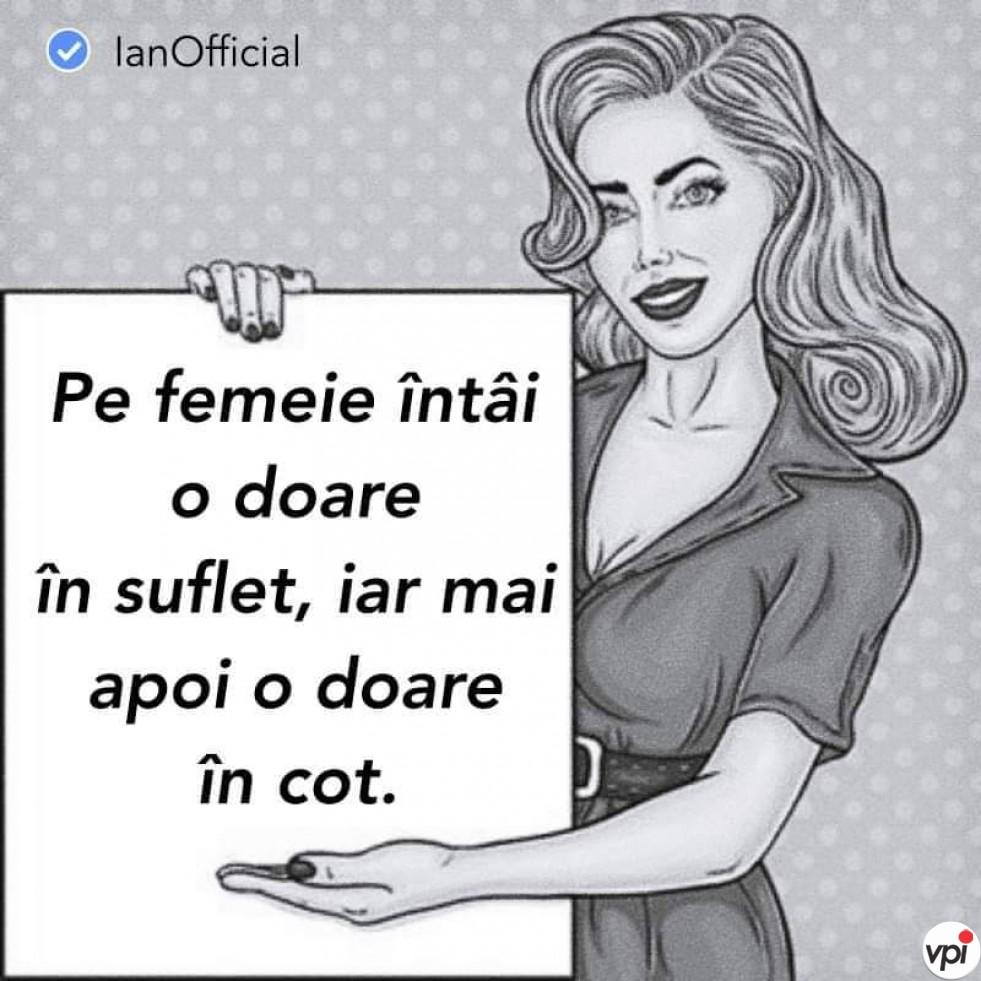 Durerea pentru femeie