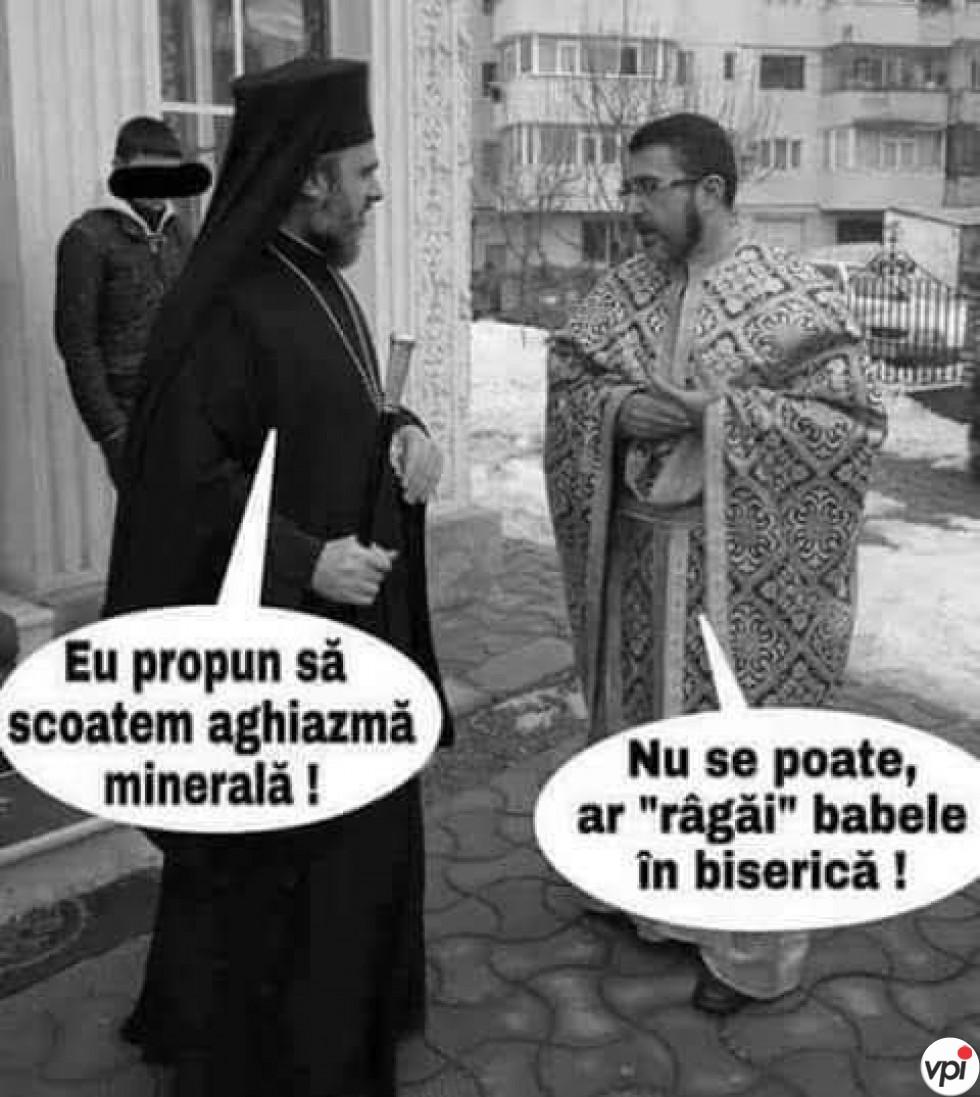 Aghiazmă minerală