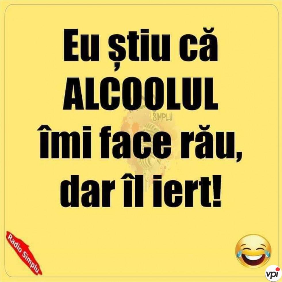 Alcoolul pentru mine