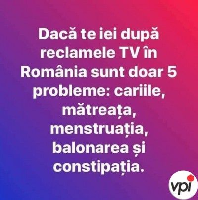 Probleme în România