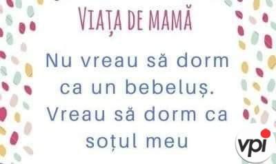 Viața de mamă