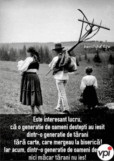Diferența dintre generații