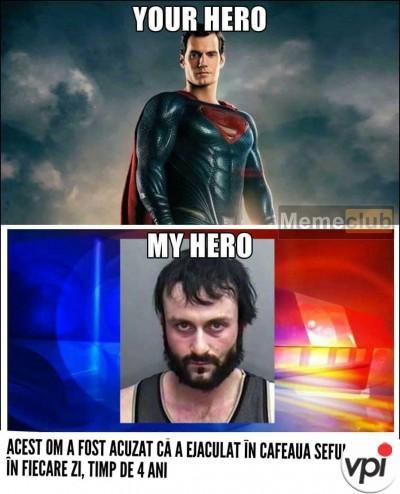 Eroul meu