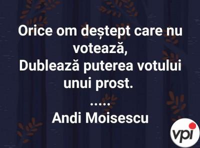 Pentru cei care nu votează
