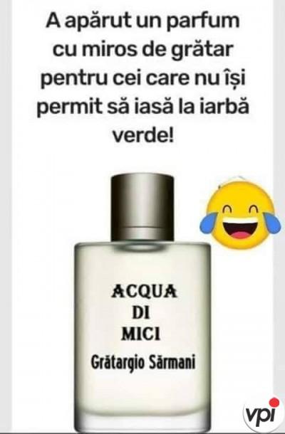 Cel mai tare parfum