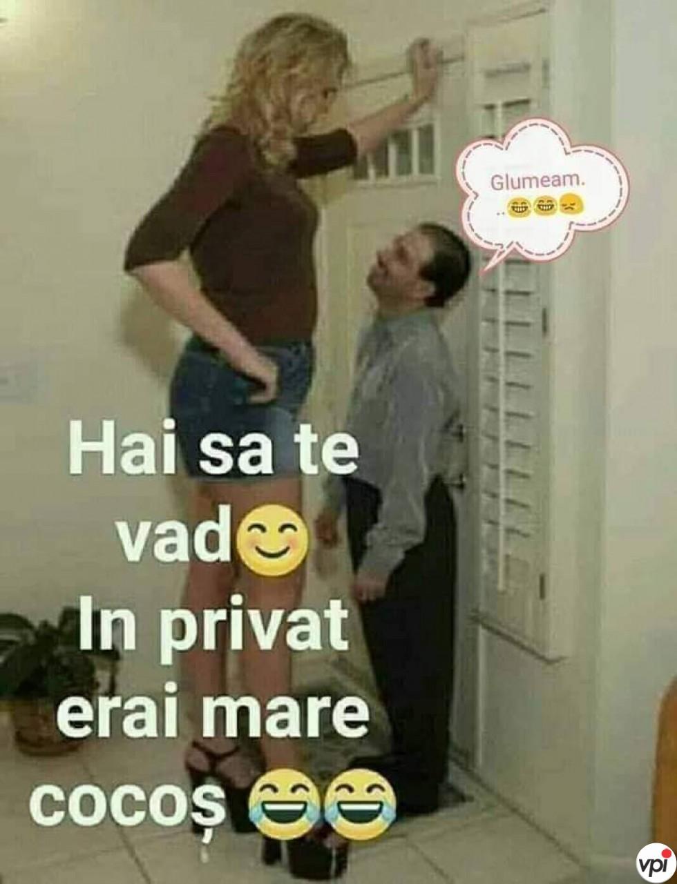 În privat