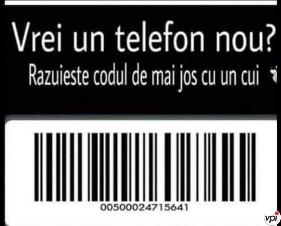 Vrei un telefon nou?