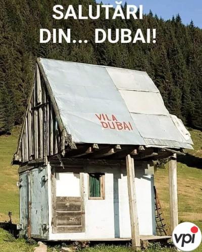 Salutări din Dubai!