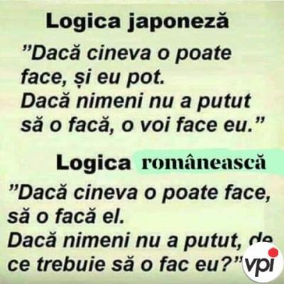 Logica românească