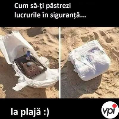 Siguranța la plajă