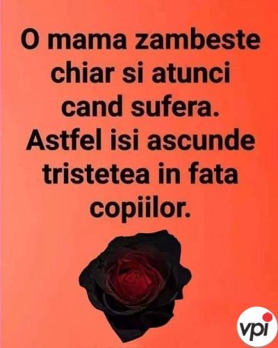 O mamă adevărată