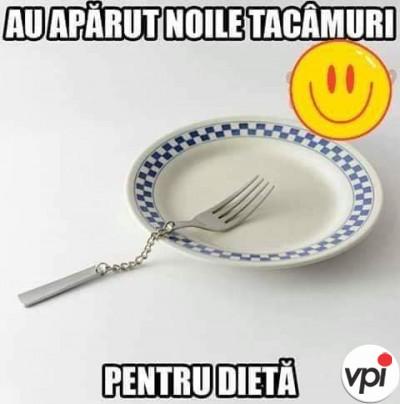 Special pentru dietă