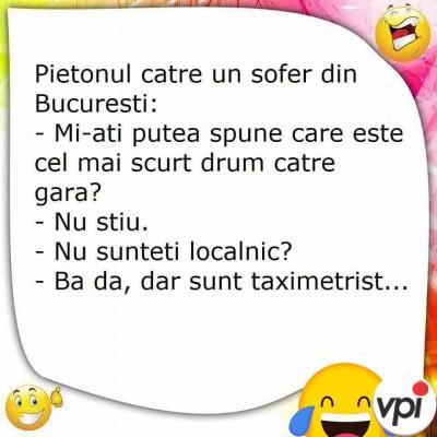 Taximetriștii din București